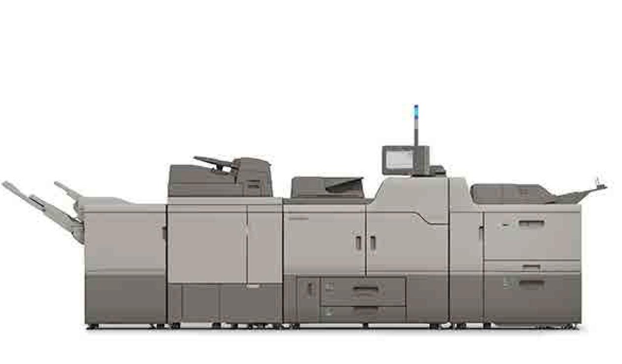 オンデマンド印刷機 RICHO PRO C7110S
