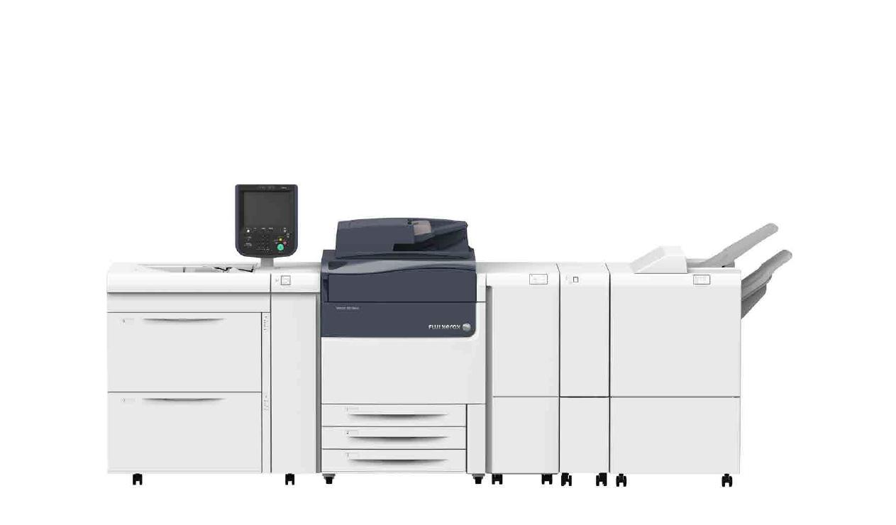 オンデマンド印刷機 富士ゼロックス Versant-180-Press